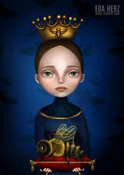Queen Bee by EdaHerz