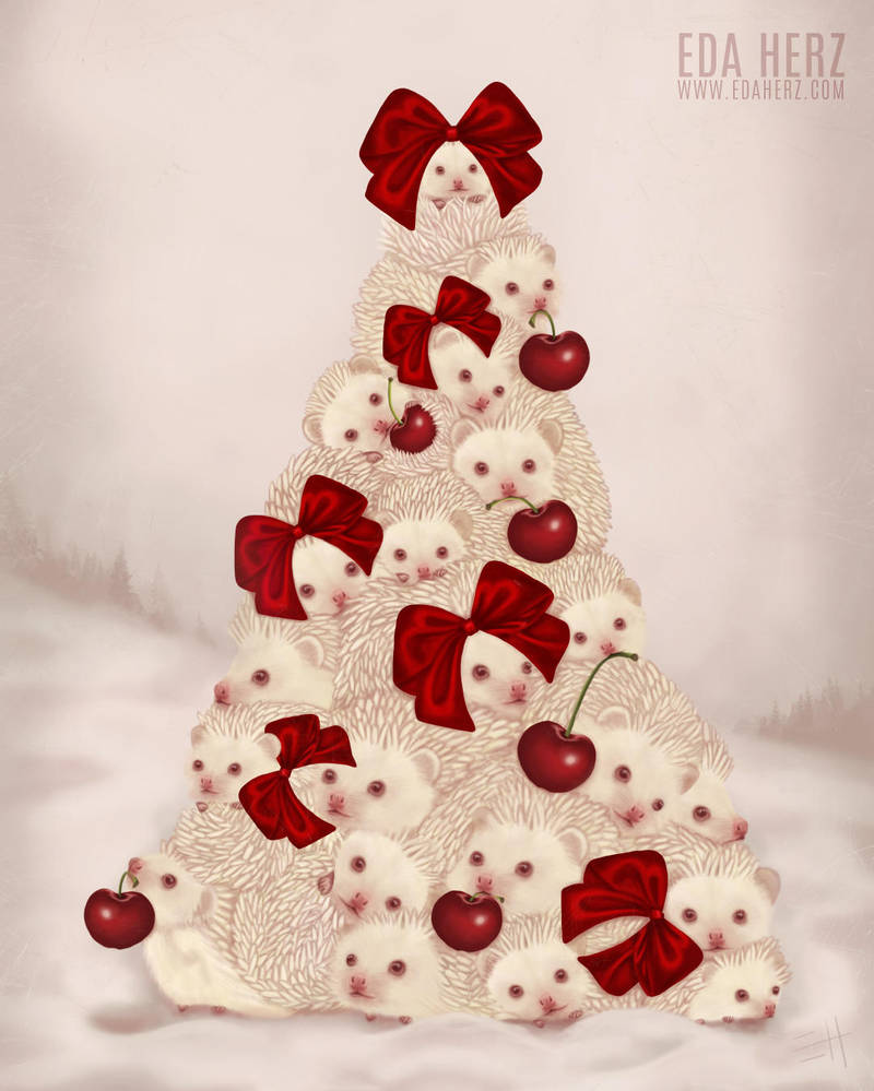 Christmas Tree by EdaHerz