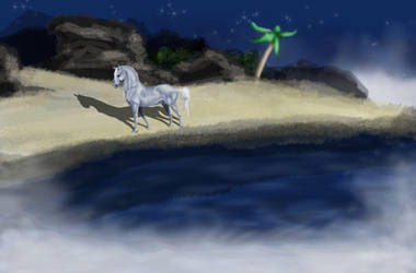 The Beach by MagicWindsStables