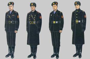 Soviet Army Uniforms 51 by Peterhoff3