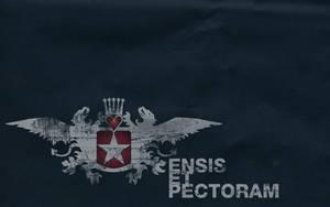 Ensis et Pectoram by Pat-Ch