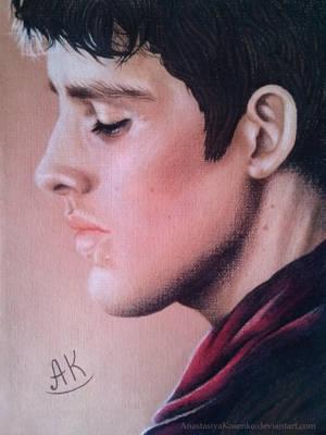 Merlin - Emrys by AnastasiyaKosenko