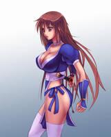 Kasumi by hybridmink
