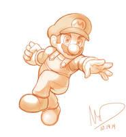 10.19 Mario by hybridmink