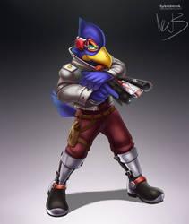 Falco by hybridmink