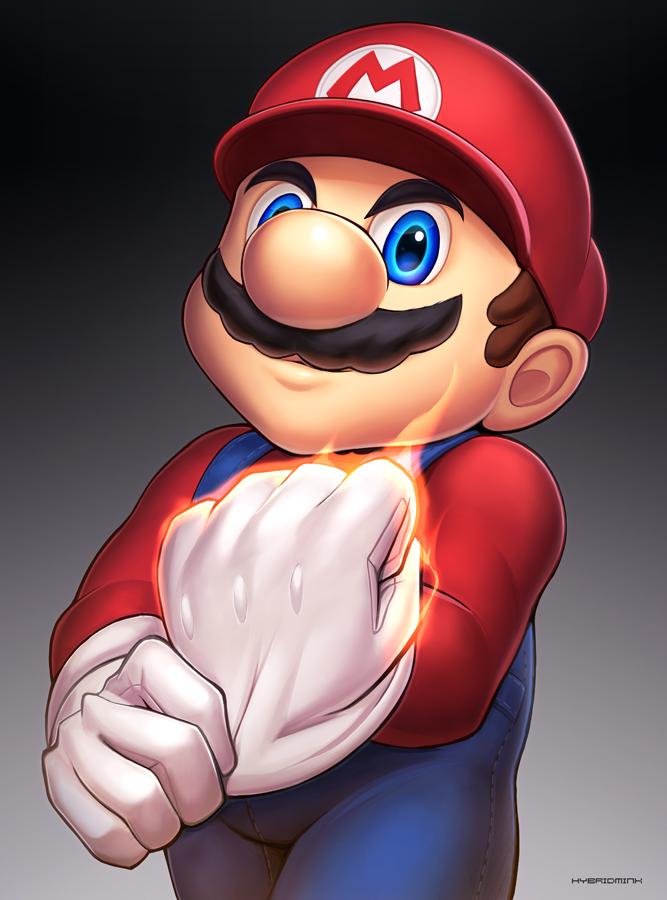 Mario (Ultimate) by hybridmink