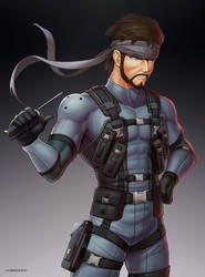 Snake (Ultimate) by hybridmink