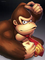 Donkey Kong (Ultimate) by hybridmink