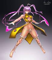 Valeria by hybridmink