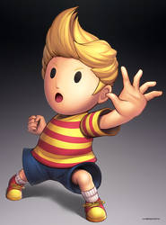 Lucas (Ultimate) by hybridmink