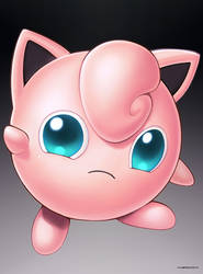 Jigglypuff (Ultimate) by hybridmink