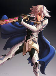 Corrin (Ultimate, male) by hybridmink