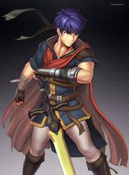 Ike (Ultimate) by hybridmink