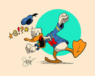 Donald by Sonion