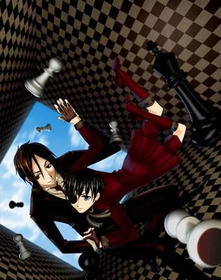 falling... by OmiTsukiyono