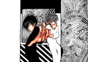 BlackWhite by OmiTsukiyono