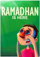 Ramadhan Is Here ! by Haizeel