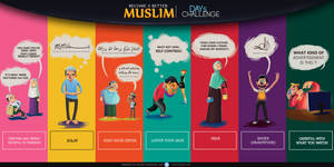 Become a Better Muslim by Haizeel