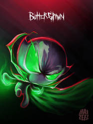 ButterSpawn by Haizeel