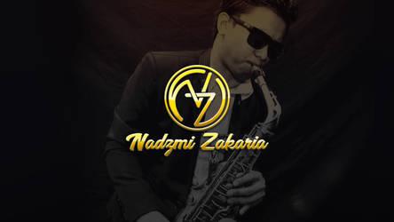 Nadzmi Zakaria LOGO by Haizeel