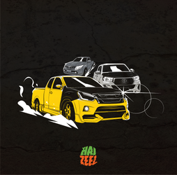 Lowered Pickup RACE by Haizeel