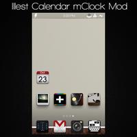 Illest Calendar mClock Mod by kgill77