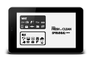 FreshNClean SPRMNML Icons. by kgill77