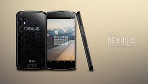 Nexus 4. by kgill77