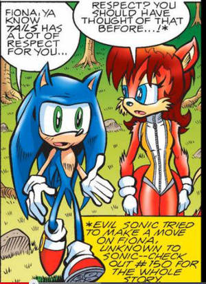 153 - Evil sonic tried moves by FoxAffliction
