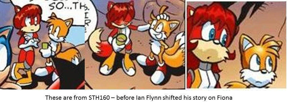 Tails-Fiona panel 4 by FoxAffliction