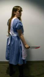 Alice's back by Anie