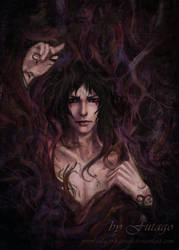 Sasuke - shackles of the past by Futago-KawaiI