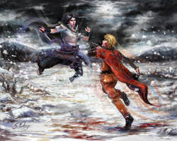 SasuNaru: for the last time.. by Futago-KawaiI