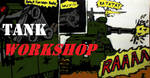 tank workshop logo design by shank117