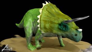 TriceratopoX by gfgraFix