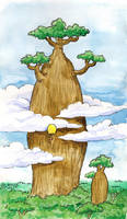 The tallest Tree on Earth by enonea