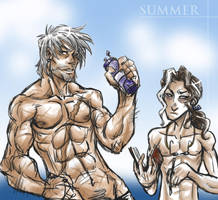 Summers Over by m-t-copyright