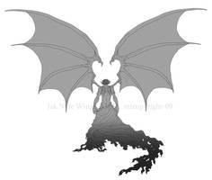 Jak Wings Open W.I.P by m-t-copyright