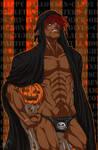 Happy Halloweenie by m-t-copyright