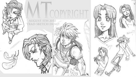 Trad Dump by m-t-copyright