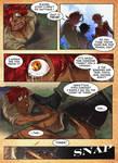 Jak Comic- Page 1 by m-t-copyright