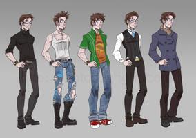 Travis Fashion by m-t-copyright