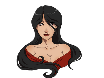 Mihairi Bust by m-t-copyright