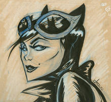 Catwoman by Jtown67