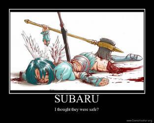Subaru by EpitaphEater