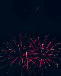 fireworks by miapage