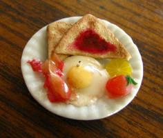 Breakfast by fairchildart