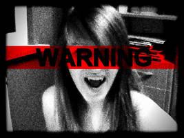 WARNING by Kazuren
