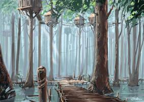 Myst by OncleGabi