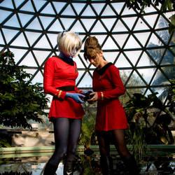 Star Trek Series 2 - 30 by chirinstock